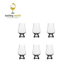 6 st ck the glencairn whisky nosing tasting glas gl ser mit eichstrich 2cl 4cl ebay. Black Bedroom Furniture Sets. Home Design Ideas