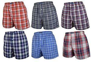 6-US-Style-Boxershorts-Webboxer-Boxer-Shorts-Herren-Men-S-M-L-XL-XXL-2XL-3XL