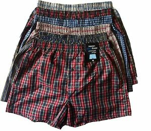 6-US-Style-Herren-Boxershorts-modische-6er-Farb-Muster-Boxer-Short-Herren-Set