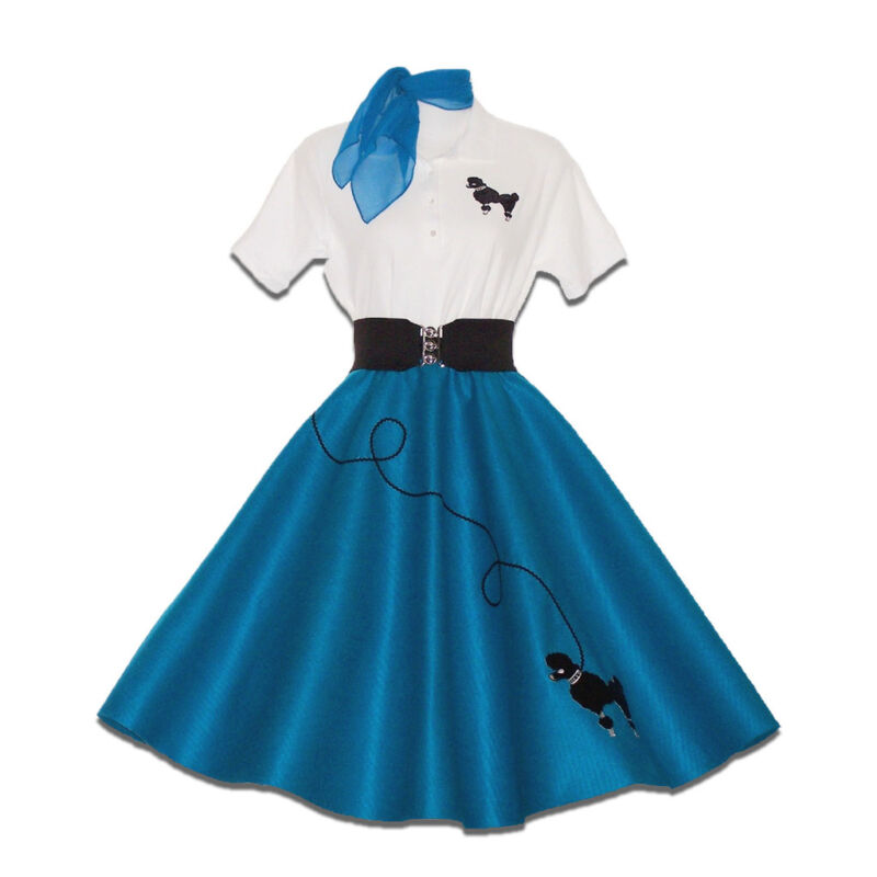 50s Poodle Skirts