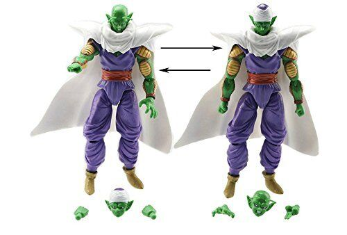 "6x Dragon Ball Z 5"" Figures: Piccolo Cell Trunks Super ..."