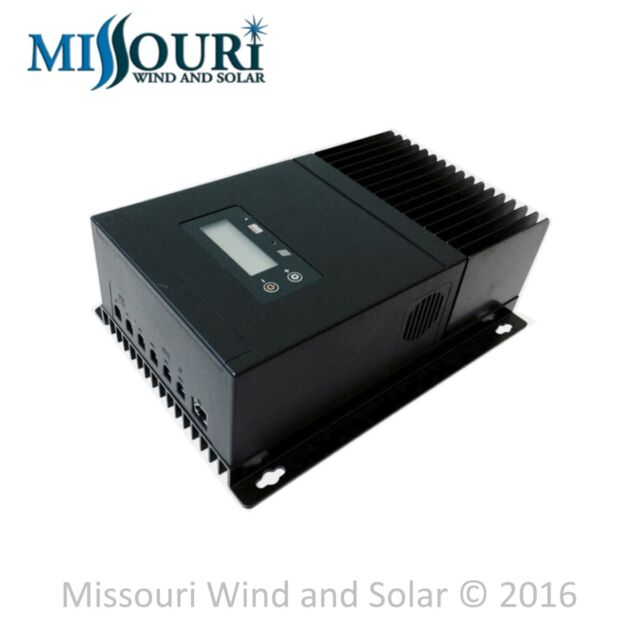 60 Amp Mppt Solar Charge Controller For Solar Panels