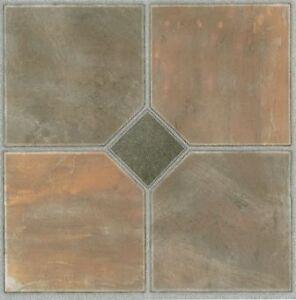 Interlocking Floor Mats Vinyl Self Adhesive Floor Tiles