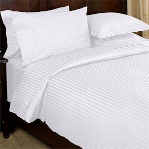 600 Thread Count 100% Egyptian Cotton Bed Sheet Set in Home & Garden, Bedding, Sheets & Pillowcases | eBay