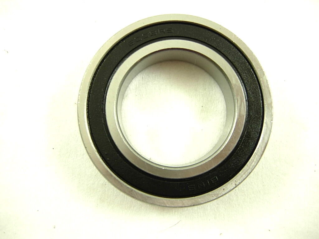 6004rs 6004 42mm  12mm Groove Radial Ball Bearing