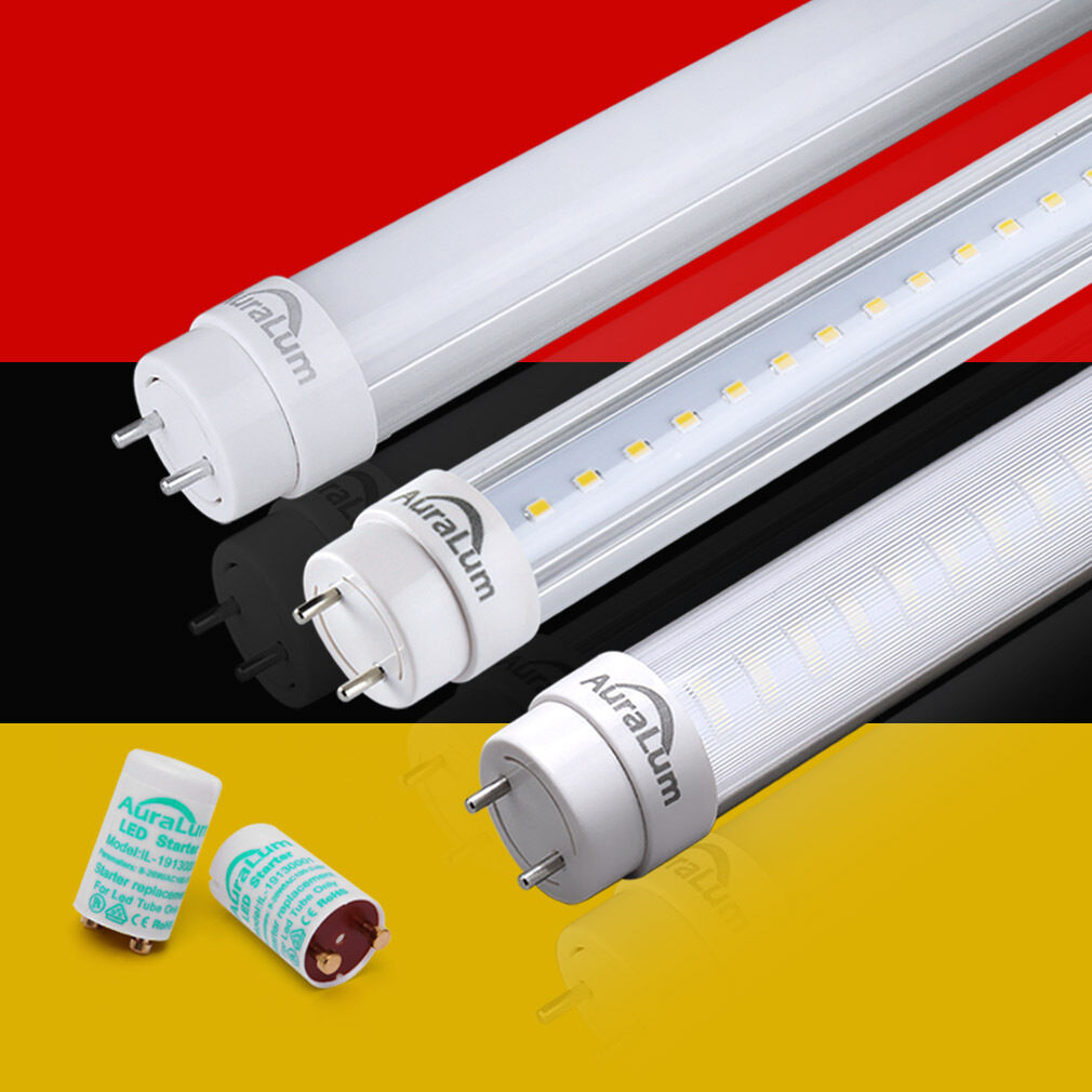 t8 g13 led r hre tube lampe rohr leuchtstoffr hre licht 150cm 120cm 90cm 60cm ebay. Black Bedroom Furniture Sets. Home Design Ideas