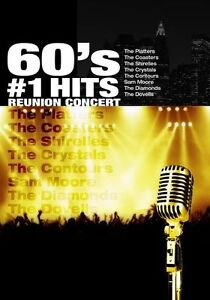 60's #1 Hits Reunion Concert (DVD, 2008)