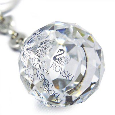 623413 Crystal ball Key Ring holder Ring  Event Present Swarovski 施华洛世奇閃爍水晶球钥匙扣