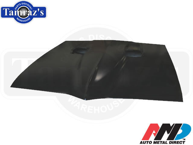 67 69 Pontiac Firebird 400 O E RAM Air Style Hood AMD Brand
