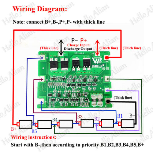 Bms Wiring Diagram - Wiring Diagrams Dock