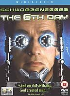 6th Day (DVD, 2008)