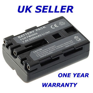 7-4v-2200mAh-NP-FM500H-battery-for-Sony-SLT-A77VQ-A65V-SLT-A65VK-DSLR-A580-UK