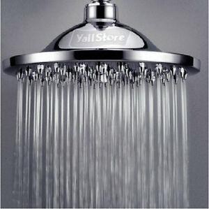 Bathroom Shower Heads on Inch Round Polished Bath Shower Head Chrome Showhead   Ebay