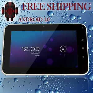 Google Android 4 2 1 2ghz 4gb 7 Tablet Pc: Zeepad Google Android 4 2 1