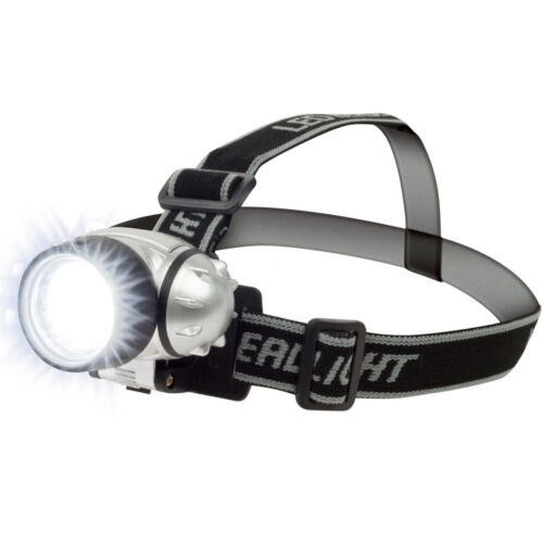 7 LED Adjustable Head-Lamp with Pivoting Light-Head - New in Consumer Electronics, Gadgets & Other Electronics, Other | eBay