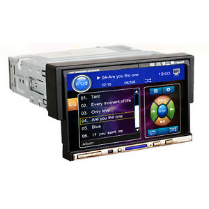 Best single din touch screen