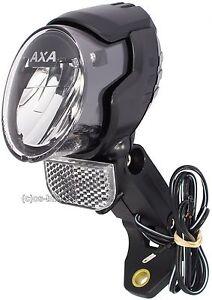 70-Lux-Axa-Luxx70-Plus-LED-Fahrradlampe-mit-Standlicht-Sensorschalter-USB-Buchse