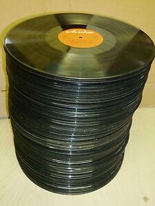 70 grosse 12 schallplatten zur deko der w nde dekoration. Black Bedroom Furniture Sets. Home Design Ideas