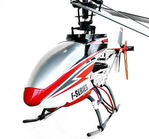 70cm-2-4GHZ-4-KANAL-RC-SINGLE-BLADE-ROTOR-MJX-F645-F-45-HELICOPTER-HUBSCHRAUBER