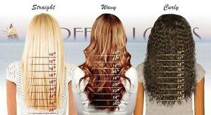 70cm-Laenge-150St-1g-Remy-Hair-Echthaar-U-Tip-Extensions-Haarverlaengerung