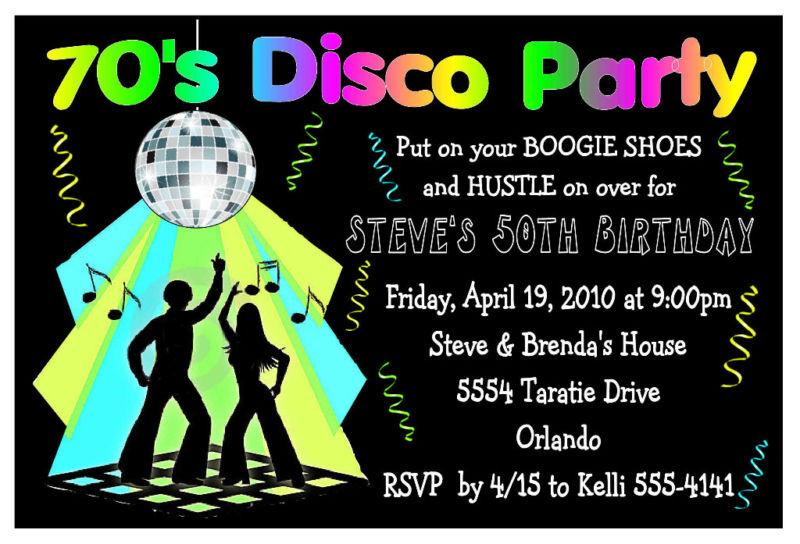 Neon Party Invitation Wording was nice invitation design
