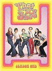 That 70s Show - Season 1 (DVD, 2004, 4-D...