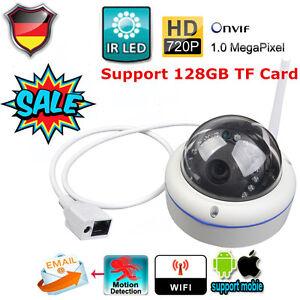 720P-H-264-WiFi-Innenhaube-P-T-IP-Kamera-mit-IR-Cut-Zweiwegaudios-CCTV-Kamera