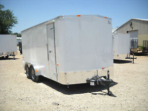Enclosed Cargo Trailers Dallas TX http://www.ebay.com/itm/7x16-7-x-16-Enclosed-ELITE-V-NOSE-Cargo-Trailer-Utility-Motorcycle-Dallas-Texas-/130716103865
