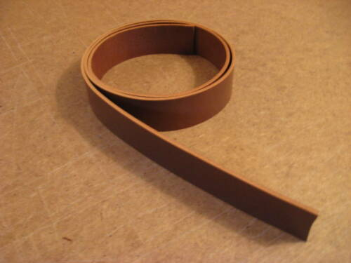 """8/9 oz Brown Leather Belt Blank 44""""-52"""" (Various Widths) in Crafts, Home Arts & Crafts, Leathercraft 