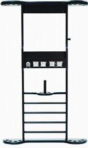 8 Cue Wall Rack with Scorers for Pool Table Billiard Cue ...