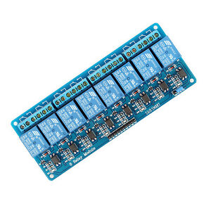 8-Channel-Kanal-5V-Relais-Relay-Module-Modul-For-Arduino-Due-Nano-Opto-couple-DE