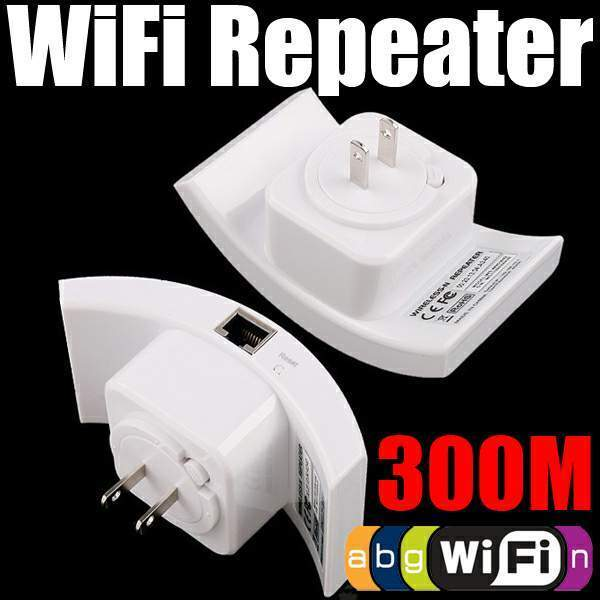 802.11N 300M Wireless Wifi Repeater Network Router Bridges Signal
