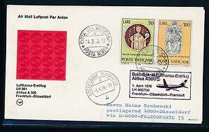 80546-Vatikan-Zul-zu-LH-FF-Frankfurt-Duesseldorf-1-4-76-sp-cover