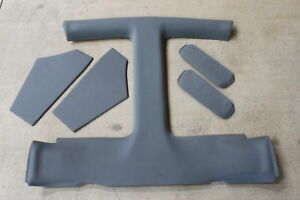 Camaro Grey on 82 92 Camaro Firebird T Top Headliner Kit Medium Gray   Ebay