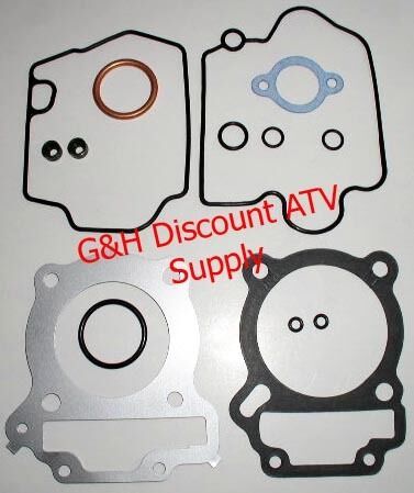 87 Honda ATC200X Engine Motor Gasket Kit Top End ATC 200X Gaskets Set