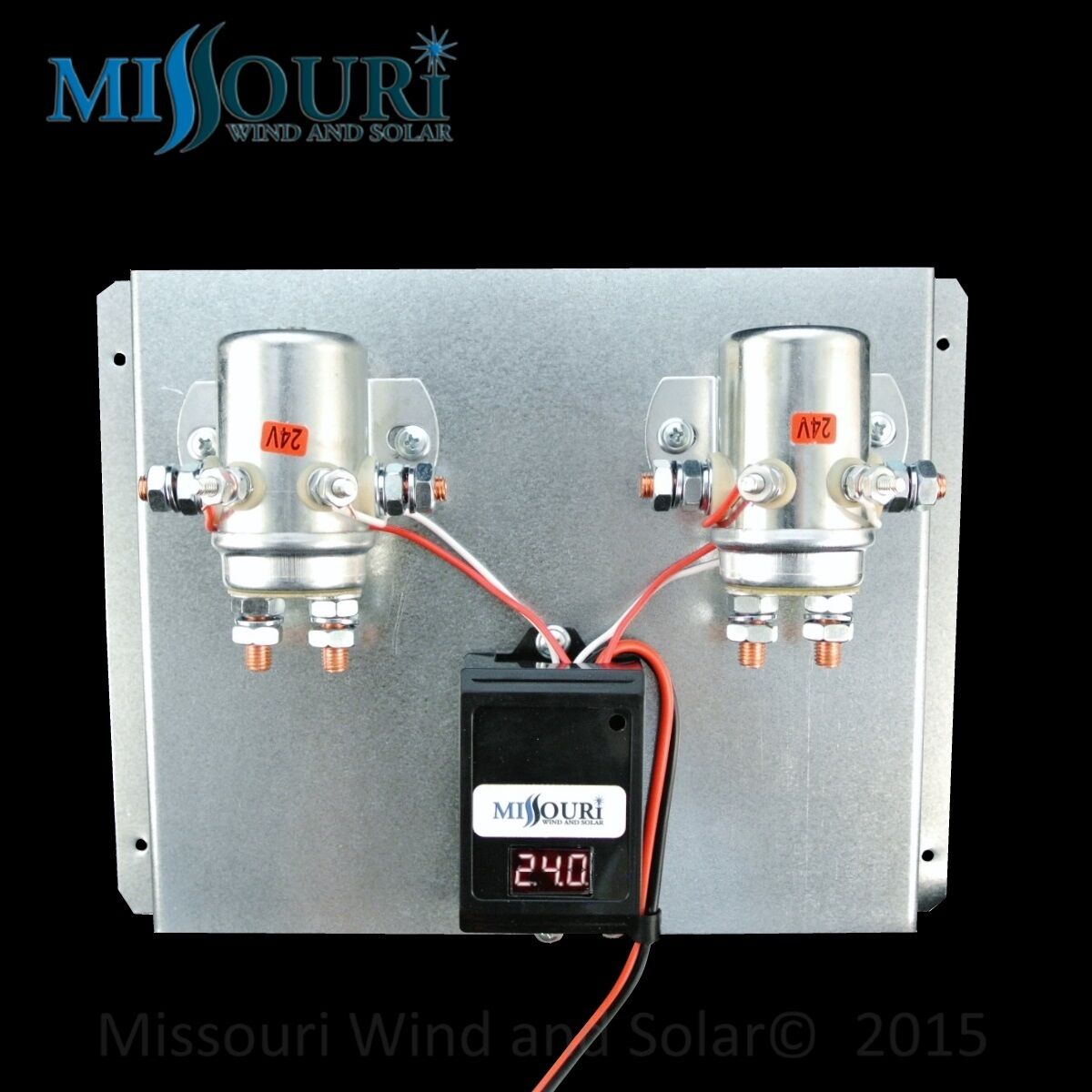 880 amp digital charge controller 24 volt dc for wind turbine solar