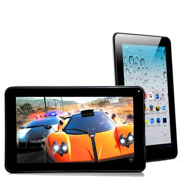 """9"""" Google Android 4 0 4 Mid Capacitive Screen 8g Tablet Dual Camera Low Priced"""