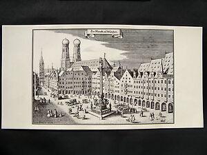 9-Historische-Stadtansichten-MUNCHEN-REGENSBURG-WURZBURG-NURNBERG