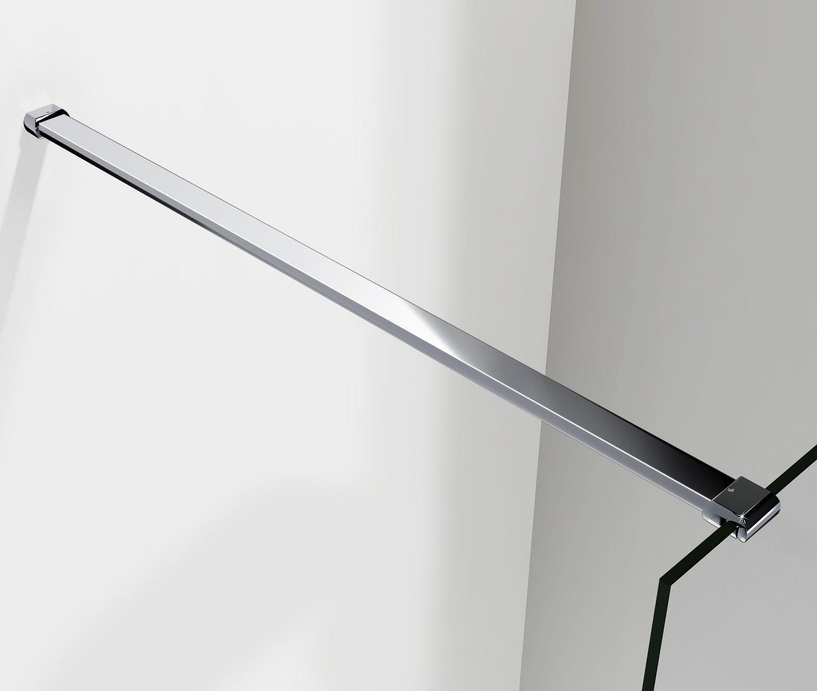 90 140cm stabilisierungsstange f r walk in dusche duschkabine duschwand b 262 ebay. Black Bedroom Furniture Sets. Home Design Ideas