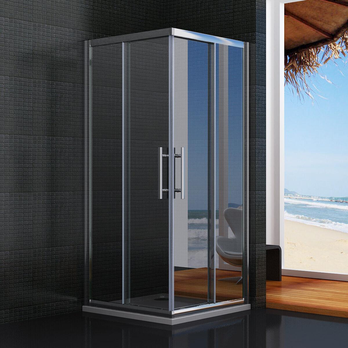 70x70x185cm duschkabine eckdusche duscht r schiebet r dusche duschabtrennung ns 6856550858707 ebay. Black Bedroom Furniture Sets. Home Design Ideas