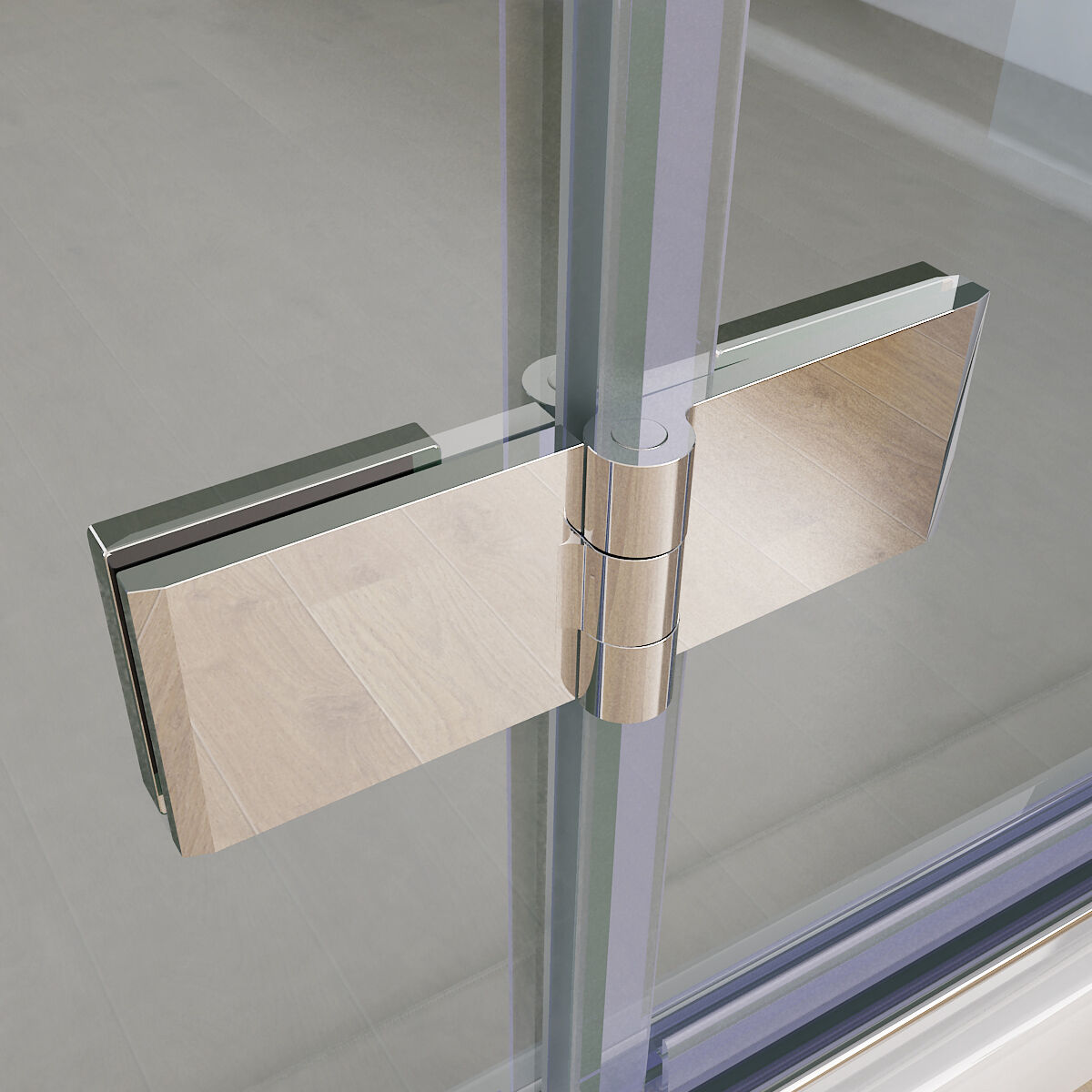 duschkabine runddusche duschabtrennung echtglas viertelkreis faltt r 80x80 90x90 ebay. Black Bedroom Furniture Sets. Home Design Ideas