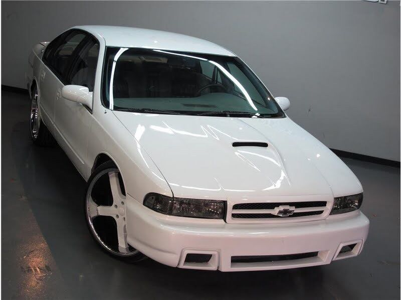 91 92 93 94 95 96 CHEVY CAPRICE IMPALA SS FRONT BUMPER BODY KIT IN