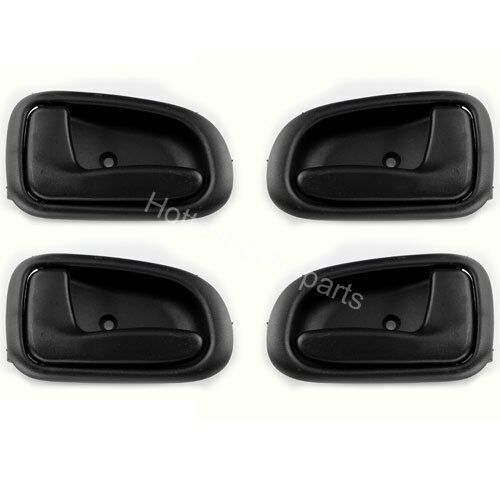 93 94 95 96 97 Toyota Corolla Geo Prizm Interior Inside Door Handle Set 4pcs Ebay