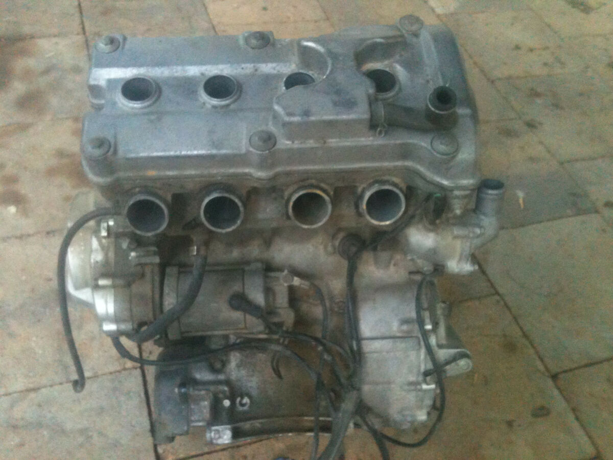 93 Honda CBR 600 F2 Complete Engine Motor CBR600 F2