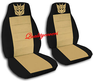 Decepticon Car Seat Covers