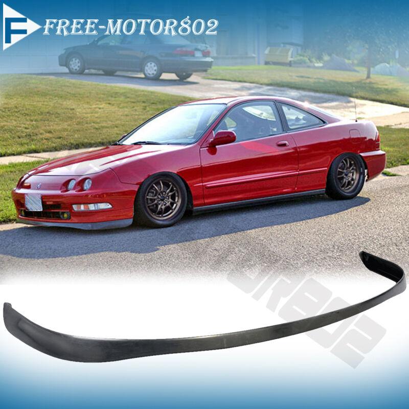 94-97 Acura Integra PU Front Bumper Lip Spoiler SI VTEC