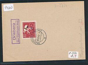 94207-DDR-Landpost-Ra2-Drieberg-ueber-Gadebusch-Meckl-philat-Kte-1960