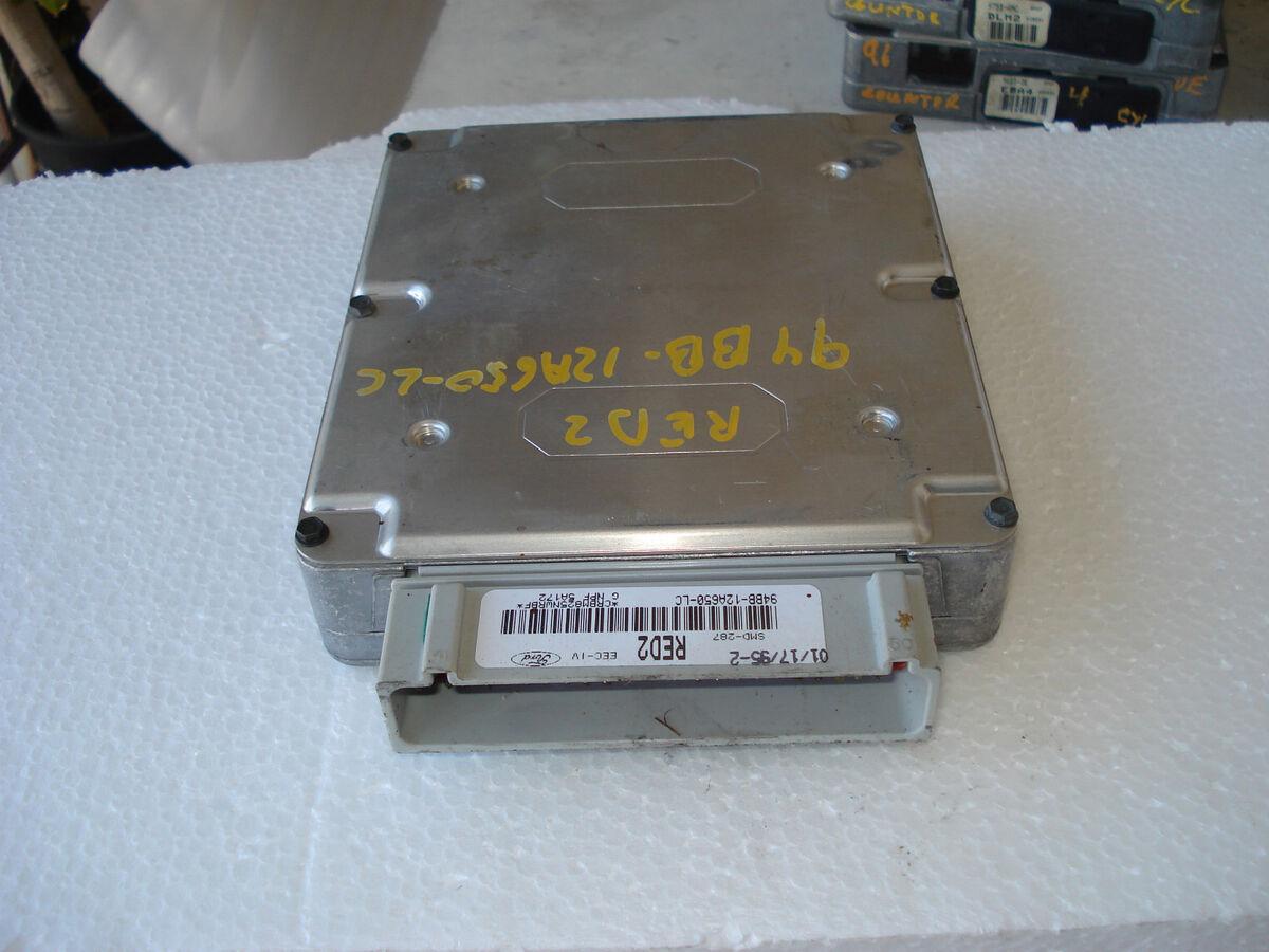 95 Contour Mystique ECU ECM Engine Computer Box 94BB12A650LC