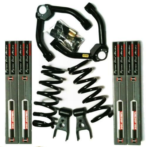 97 04 Dodge Durango 3 SUSPENSION LIFT KIT 98 99 00 01