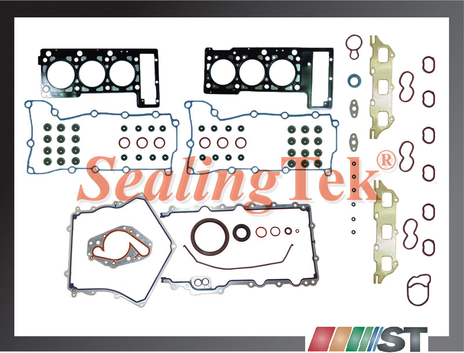 Fit 2001-10 Chrysler 2.7 V6 DOHC MLS Cylinder Head Gasket Set 167cid EER engine